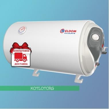 Электрический водонагреватель Eldom Favourite 80 WH08046R (80л)
