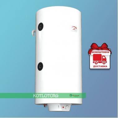 Комбинированный водонагреватель Eldom Thermo 80 Slim 72268GTR (80л)