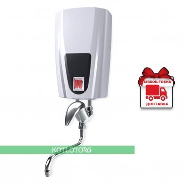 Проточный электрический водонагреватель Eldom E72 (6,5кВт)