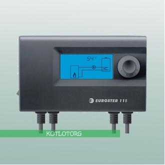 Euroster 11B - Автоматика для насоса ГВС