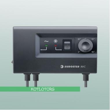 Электронный блок управления насосом отопления Euroster 11C