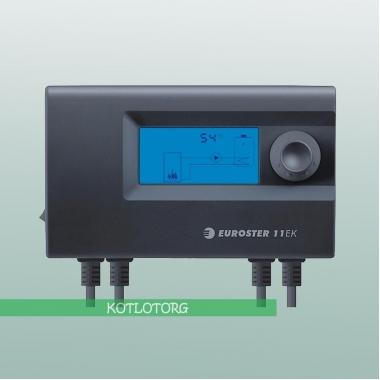 Электронный блок управления насосом отопления Euroster 11EK