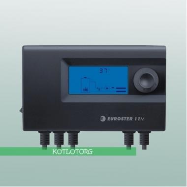 Электронный блок управления насосом отопления Euroster 11M