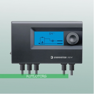 Euroster 11W - Автоматика для твердотопливного котла
