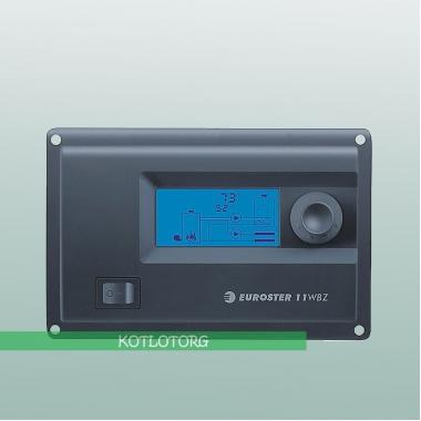 Электронный блок управления вентилятором и насосами Euroster 11WBZ