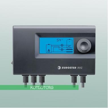 Электронный блок управления насосами ЦО и ГВС Euroster 11Z