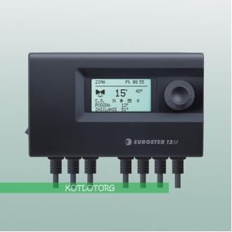 Euroster 12M - Автоматика для насоса отопления