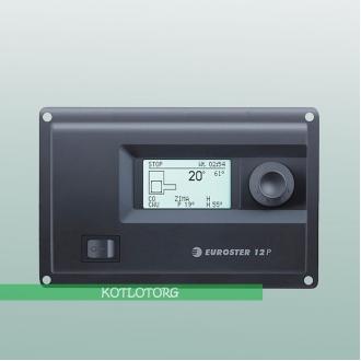Euroster 12P - Автоматика для пеллетного котла