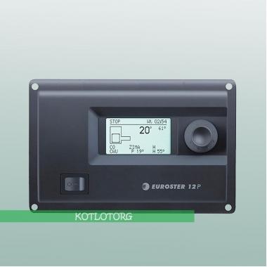 Электронный блок управления вентилятором и насосами Euroster 12P