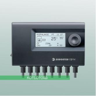 Euroster 12PN - Автоматика для пеллетного котла