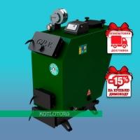 Gefest Profi V (24-250 кВт) - Твердотопливный котел Гефест