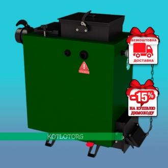 Gefest Profi Z (12-48 кВт) - Твердотопливный котел Холмова Гефест