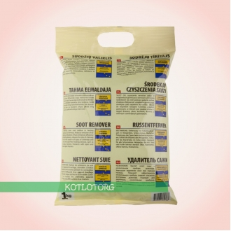 Hansa - Эффективный удалитель сажи в эконом упаковке (1кг)