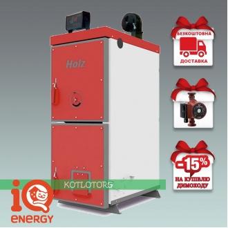Heiztechnik Holz Plus (13-22 кВт) - Твердотопливный котел Хейзтехник