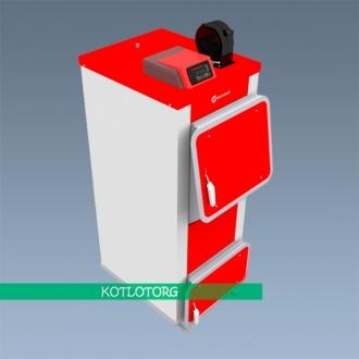 Твердотопливный котел длительного горения Heiztechnik Q Plus