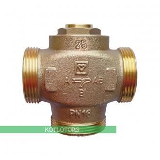 Herz-Teplomix (25-32мм) - Трехходовой клапан Герц