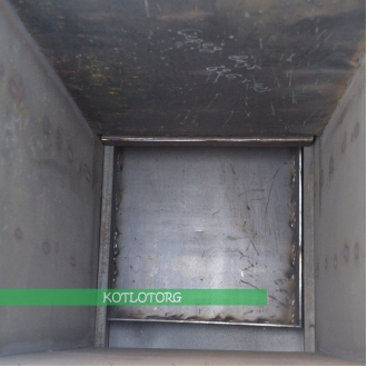 Твердотопливный котел шахтного типа Бизон Стандарт Термо