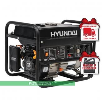 Hyundai HHY 2200F - Бензиновый генератор Хюндай