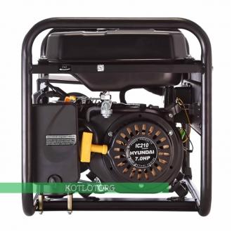 Гибридный генератор Hyundai HHY 3000 FG (Газ/Бензин)