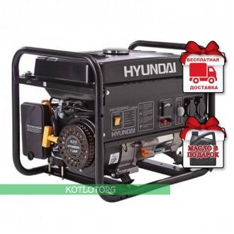 Hyundai HHY 3000 FG - Гибридный генератор Хюндай