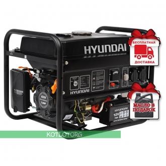 Hyundai HHY 3010FE - Бензиновый генератор Хюндай