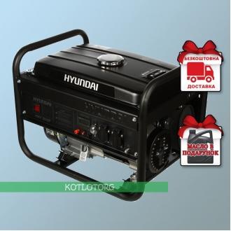 Hyundai HHY 3030 F - Бензиновый генератор Хюндай