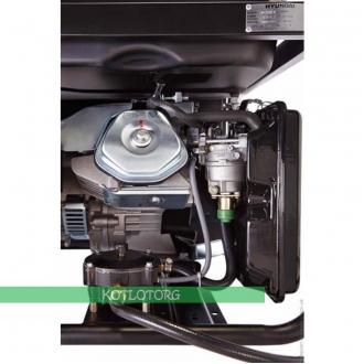Гибридный генератор Hyundai HHY 7000 FGE (Газ/Бензин)