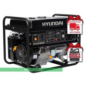 Hyundai HHY 7010F - Бензиновый генератор Хюндай