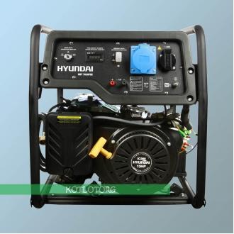 Генератор гибридный Hyundai HHY 7020 FGE (Газ/Бензин)