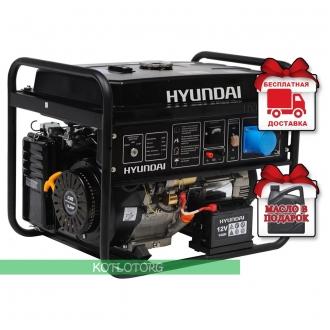 Hyundai HHY 9010FE - Бензиновый генератор Хюндай
