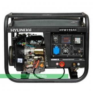 Сварочный генератор Hyundai HYW 190AC