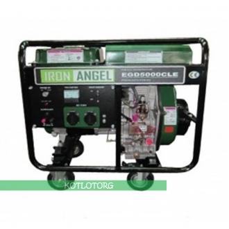Генератор дизельный Iron Angel EGD 5000 CLE
