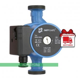 IMP Pumps GHN 32 / 55-180 - Циркуляційний насос