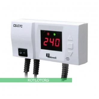 KG Elektronik CS-07C - Автоматика для насоса отопления