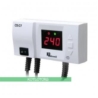 KG Elektronik CS-07 - Автоматика для насоса отопления