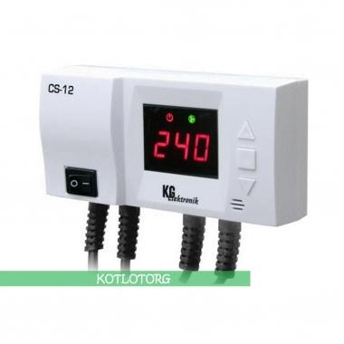 Электронный блок управления насосом ГВС KG Elektronik CS-12