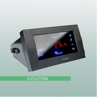 KG Elektronik CS-19 - Автоматика для твердотопливного котла