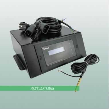 Электронный блок управления вентилятором и насосами KG Elektronik CS-22