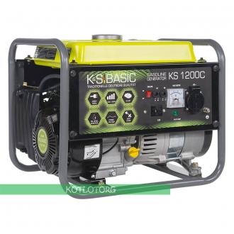 Бензиновый генератор Konner & Sohnen Basic KS 1200C