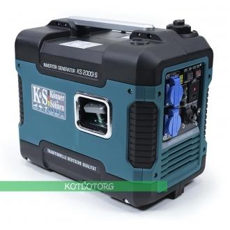 Инверторный генератор Konner & Sohnen KS 2000i S