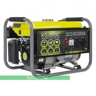 Бензиновый генератор Konner & Sohnen Basic KS 2200A