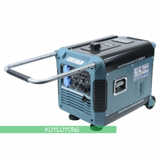 Генератор бензиновый инверторный Konner & Sohnen KS 3200iE S