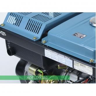 Дизельный генератор Konner & Sohnen KS 6000 D