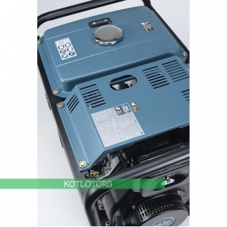 Дизельный генератор Konner & Sohnen KS 8000DE ATSR