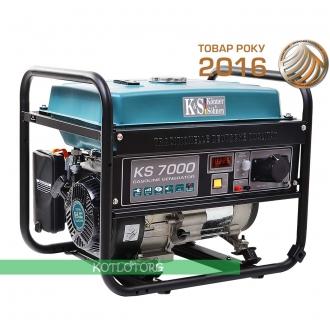 Бензиновый генератор Konner & Sohnen KS 7000