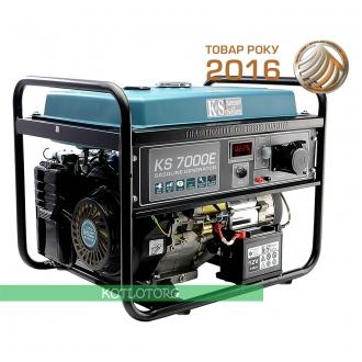 Бензиновый генератор Konner & Sohnen KS 7000E