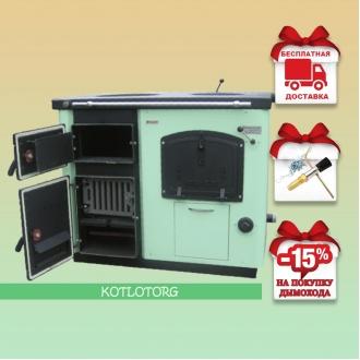 KALVIS-4AB (17 кВт) - Котел-плита Калвис