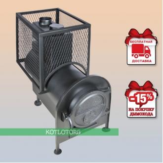 Банная печь Каменка ВИТ ПК-П (Прямоугольная) (18 кВт)
