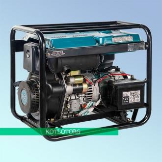 Генератор дизельный Konner & Sohnen KS 9100 HDE-1/3 ATSR