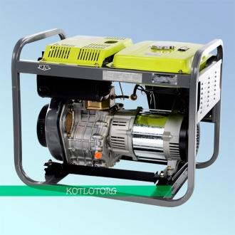 Генератор дизельный Konner & Sohnen KSB 6000 D